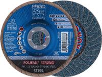 Fächerschleifscheiben POLIFAN<br/>PFS 125 Z36 SGP-Strong
